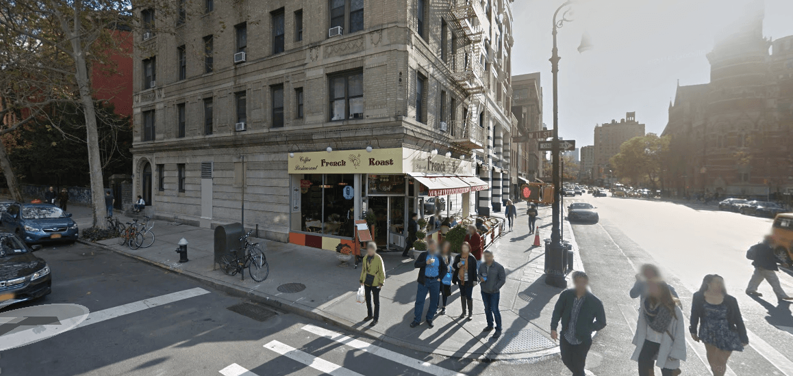 Sixth Avenue and West 11th