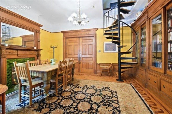120 prospect park west, duplex, corcoran