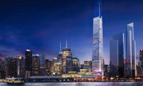 3 Hudson Boulevard, Hudson Yards development
