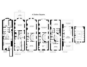 4 Sutton Square, Sutton Place