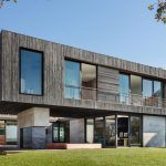 shore house, leroy street studio, long island retreat