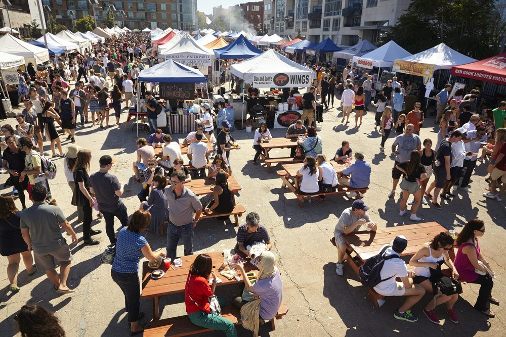 smorgasburg, brooklyn, outdoor market