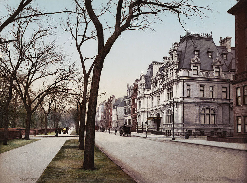 A Guide to the Gilded Age Mansions of 5th Avenue's