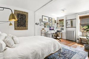168 Coffey Street, Red Hook rowhouse, brick house Red Hook