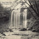 Cazenovia, Delphi Falls, Franklin Ruttan