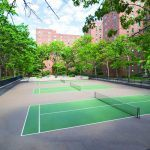 Stuyvesant Town, Stuy Town tennis courts