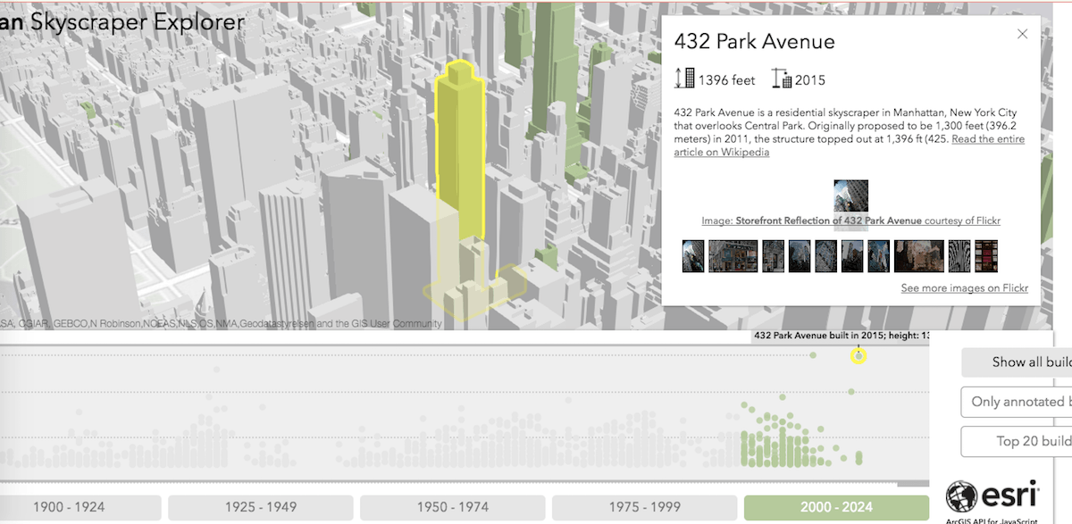 The Manhattan Skyscraper Explorer Is Your Building By Building