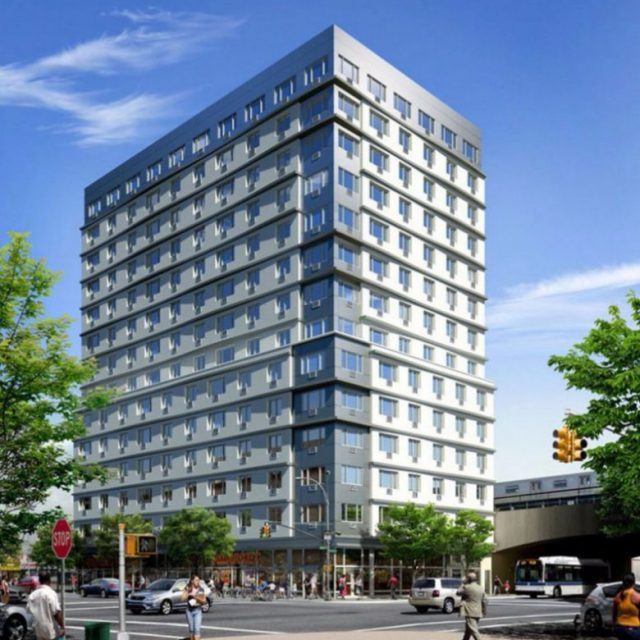 Apply for 88 affordable apartments in Downtown Jamaica, from $494/ month