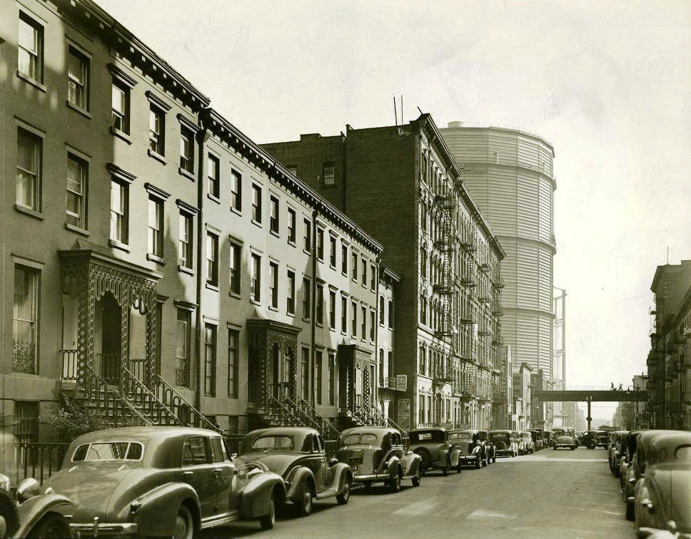 Gas House District, Stuyvesant Town