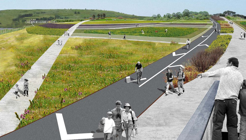 Construction contract awarded for first major phase of Freshkills Park