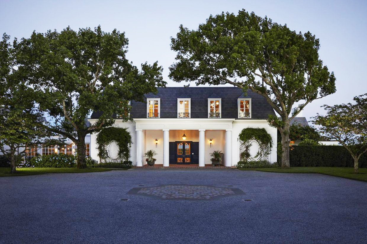 175m former ford family estate sets record for most for Most expensive homes in the hamptons
