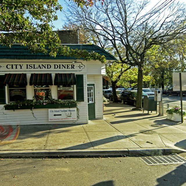 Take a free tour of City Island, Bronx with the 'land ferry'