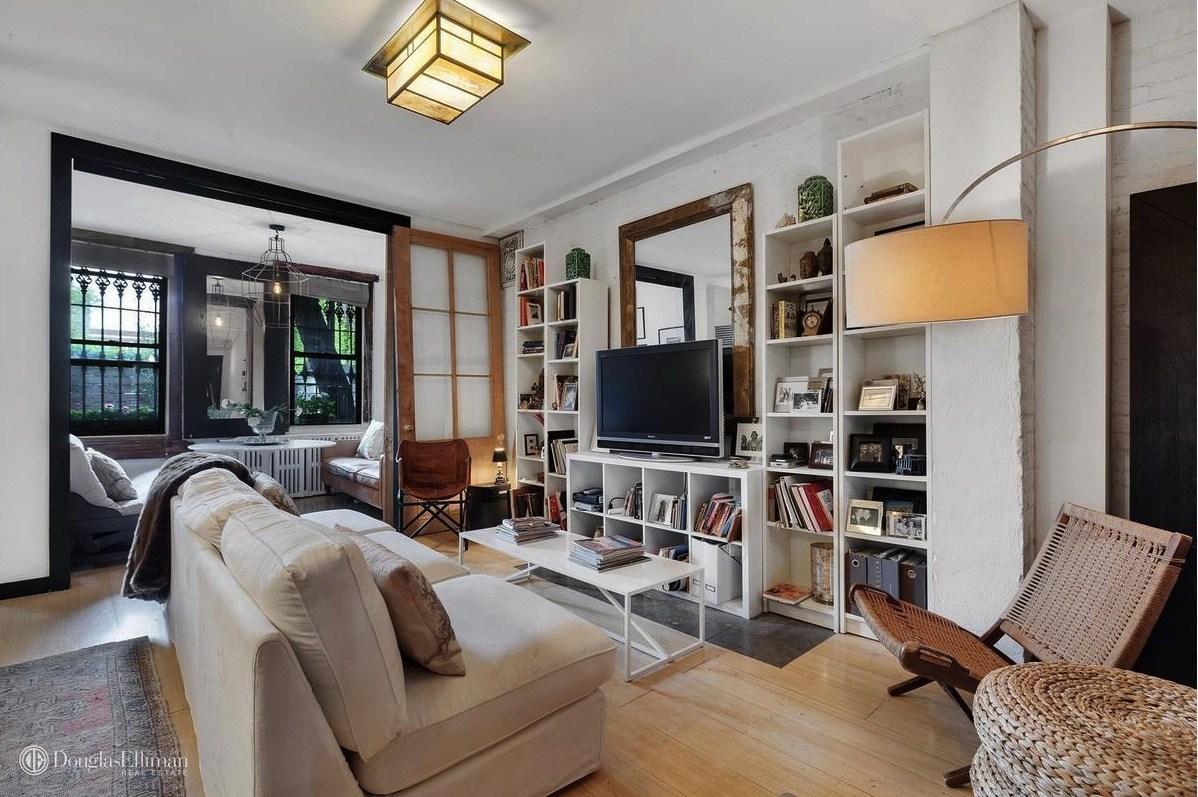 433 waverly avenue, carriage house, douglas elliman, clinton hill