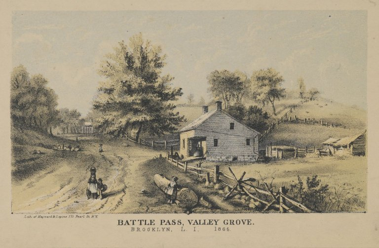 battle pass, battle of brooklyn, prospect park