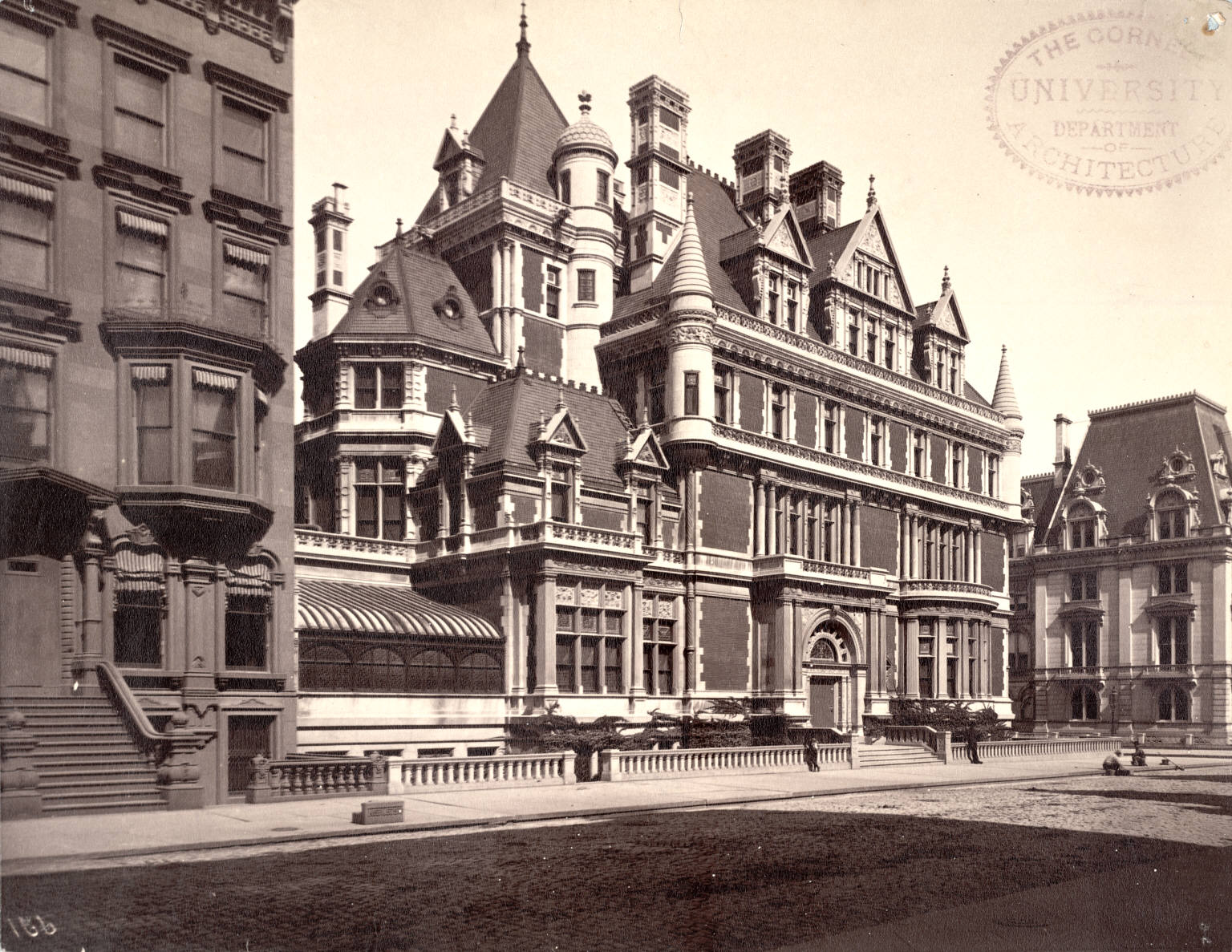 a guide to the gilded age mansions of 5th avenue u0027s millionaire row