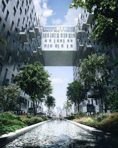 325 Kent Avenue , Domino Sugar Factory , James Corner Field Operations, SHoP Architects