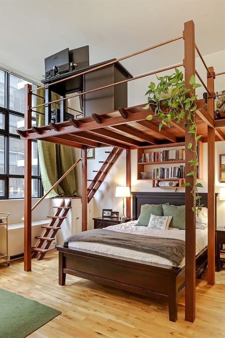 This 699k Custom Designed Brooklyn Heights Studio Elevates Small
