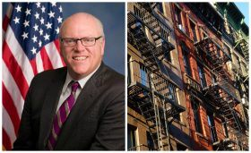 joe crowley, rent relief act, house of representatives