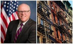joe crowley, rent relief act, house of representatives