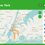 city mapper, nyc subway, subway app