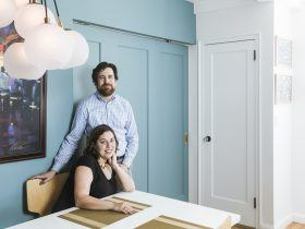 Lauren Shockey, Ross Fabricant, Chelsea co-op, Mysqft