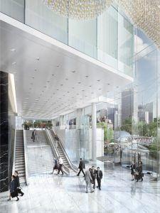 3 Hudson Boulevard, FXFOWLE, Hudson Yards, Moinian Group