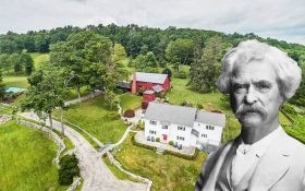 mark twain, 325 Redding Road, connecticut