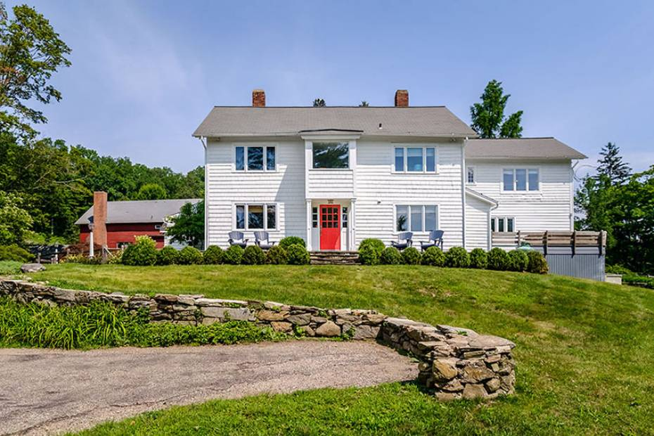 For 1 85m Live In Mark Twain S Former Connecticut Farmhouse 6sqft