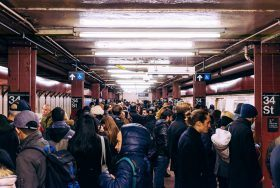 nyc subway, subway, 34th street