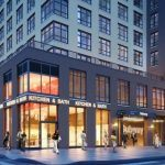 210 Livingston Street, Handel Architects, Downtown Brooklyn rental, Hoyt & Horn