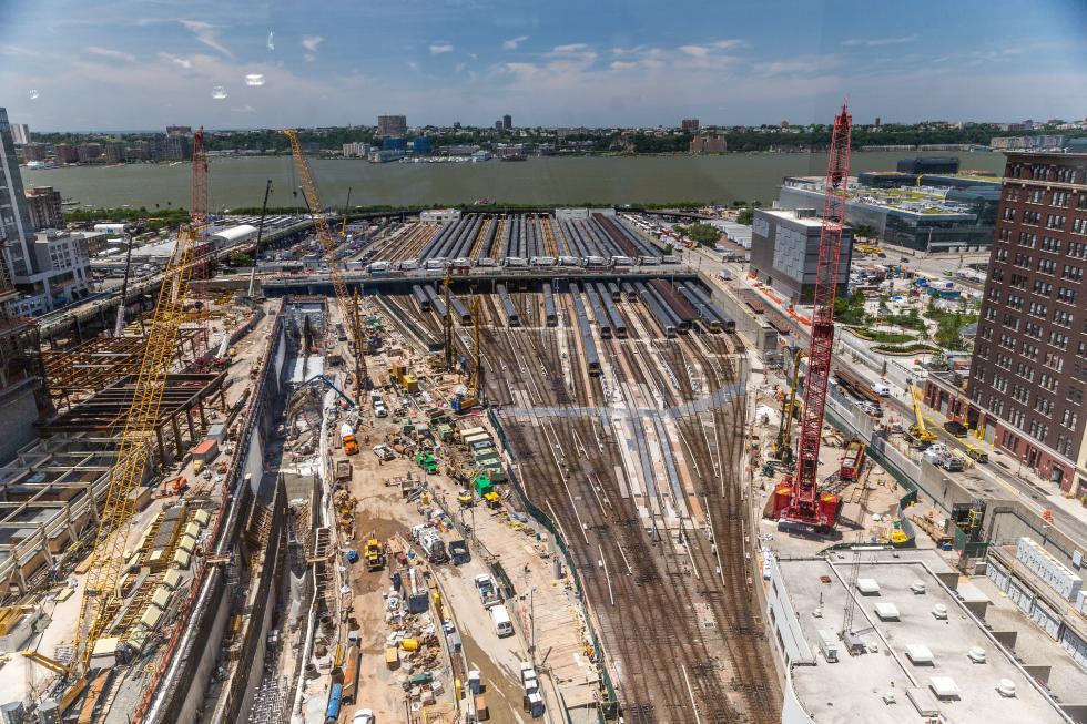 gateway program, hudson river tunnel, amtrak