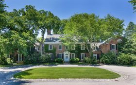 180 Bedford Road, Hudson Pines, David Rockefeller, Rockefeller Estate, cool listings, Westchester