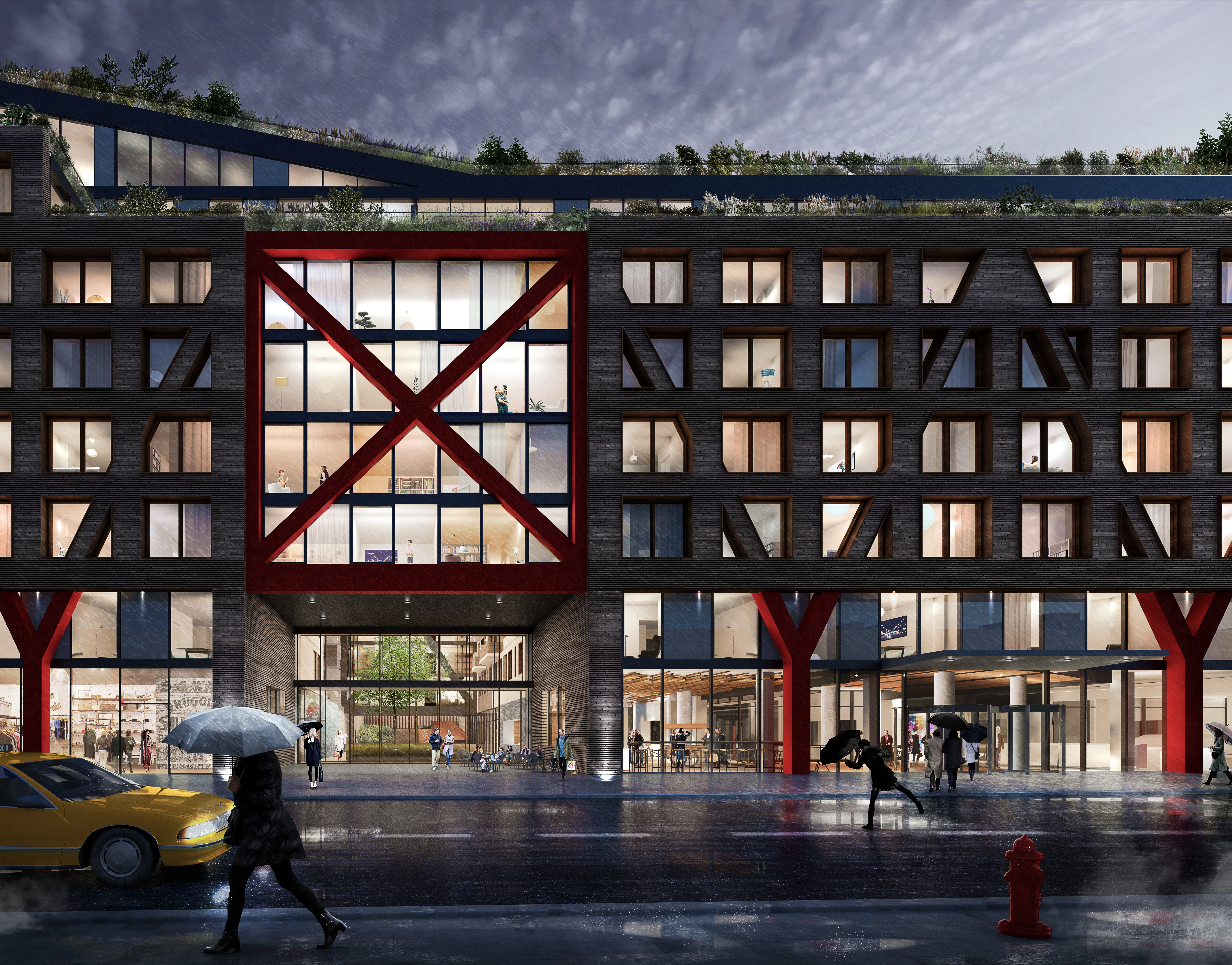 Lottery launches for affordable apartments at Bushwick's