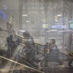 Photography, Penn Station, Art, Zach Gross