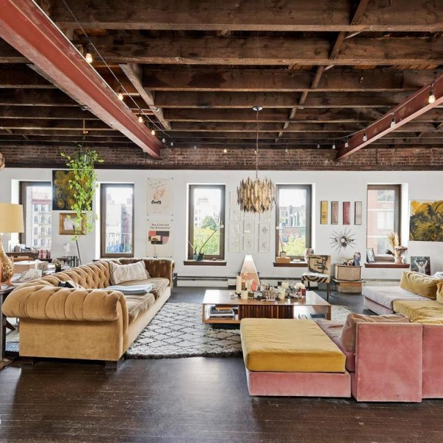 Massive, stunning East Village condo with a similarly impressive roof deck is renting for $10K a month