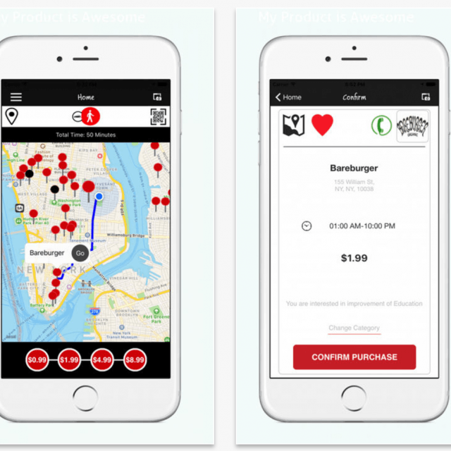 New Rockaloo app lets you reserve private bathrooms throughout NYC
