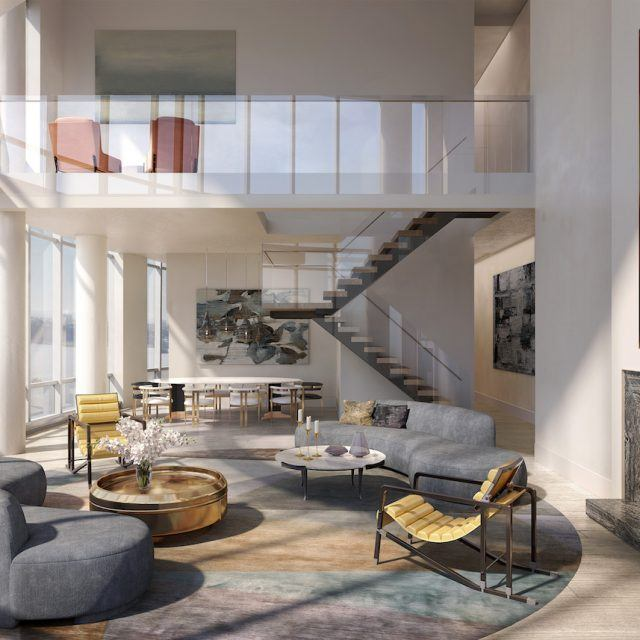 First 15 Hudson Yards penthouse hits the market for $32M