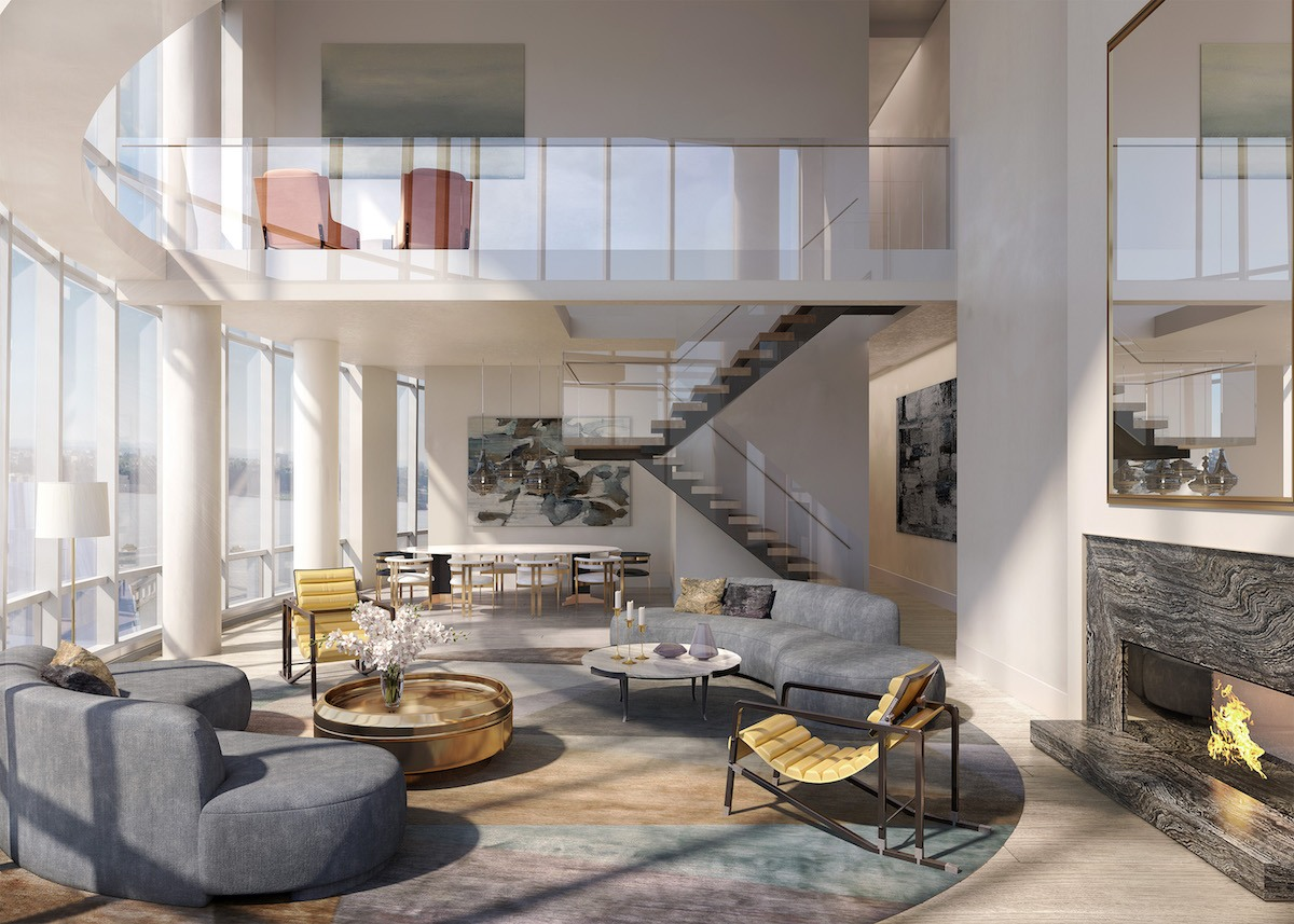 First 15 Hudson Yards Penthouse Hits The Market For 32m