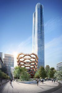 Fifteen Hudson Yards, Vessel, the shed, thomas heatherwick, Diller Scofidio & Renfro, the Rockwell Group, New Developments, penthouses,
