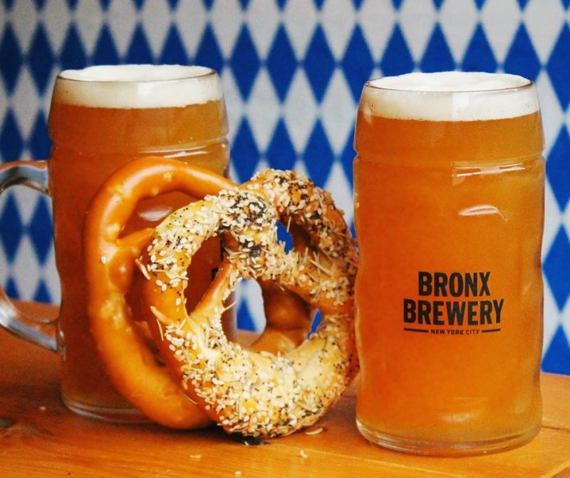 bronx brewery, oktoberfest, oktoberfest nyc