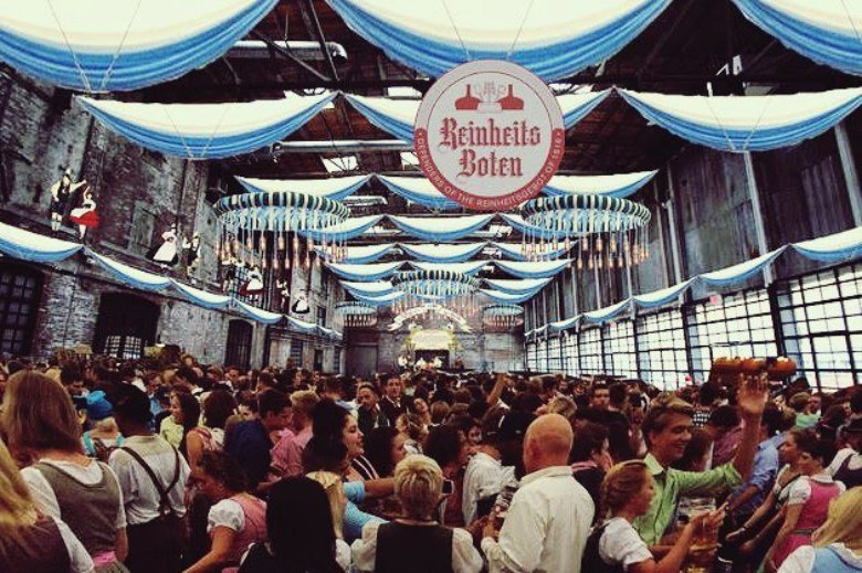 greenpoint terminal warehouse, brooklyn oktoberfest, oktoberfest nyc