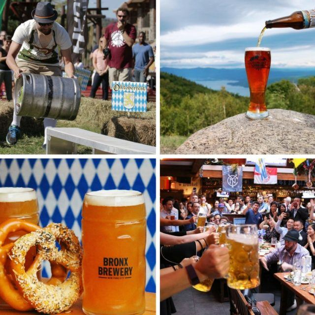 15 best spots to celebrate Oktoberfest in and around New York City