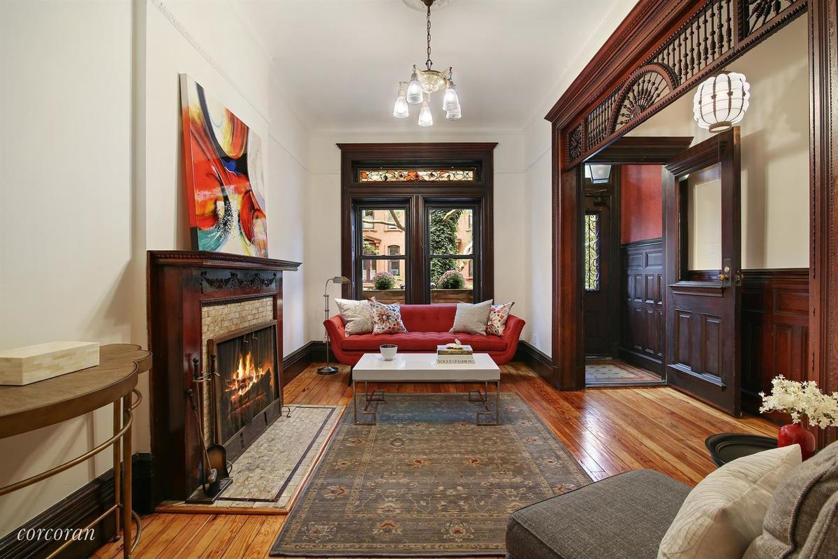 Posted On Thu September 21 2017 By Michelle Cohen In Cool Listings Interiors Prospect Heights