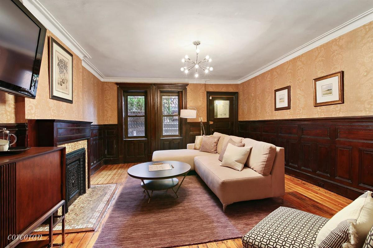 577 Carlton Avenue, cool listings, neo-gothinc, prospect heights, townhouses, historic homes