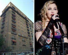 madonna, 1 west 64th street, upper west side