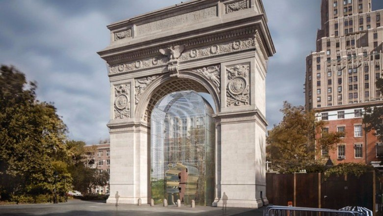 Ai Weiwei exhibit will displace Washington Square Christmas tree this holiday
