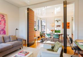 Andrew Franz Architect, chelsea apartment, renovation, design,