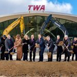 TWA Hotel, JFK airport upgrades, Eero Saarinen TWA, MCR Development