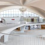 Lubrano Ciavarra Architects, Jet Age architecture, TWA One World Trade Center, Eero Saarinen NYC, Eero Saarinen TWA, TWA Lounge, TWA Hotel, JFK airport upgrades, MCR Development