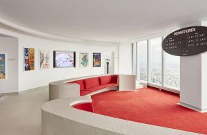 Lubrano Ciavarra Architects, Jet Age architecture, TWA One World Trade Center, Eero Saarinen TWA, TWA Lounge, TWA Hotel, MCR Development